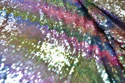 Пайетки ткань Хамелеон