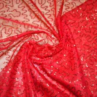 Пайетки ткань