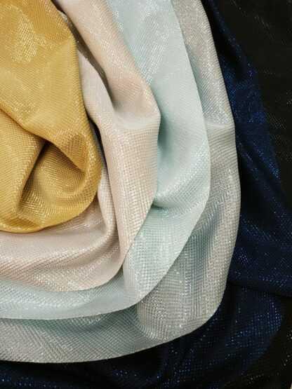 Ткань плательная люрекс