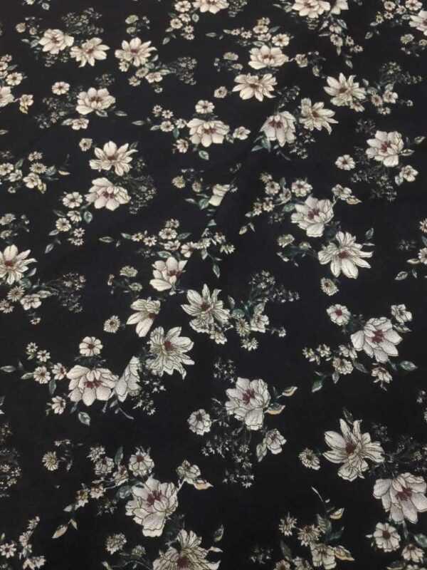 Штапель цветы